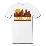 Louisville Two-Tone - white