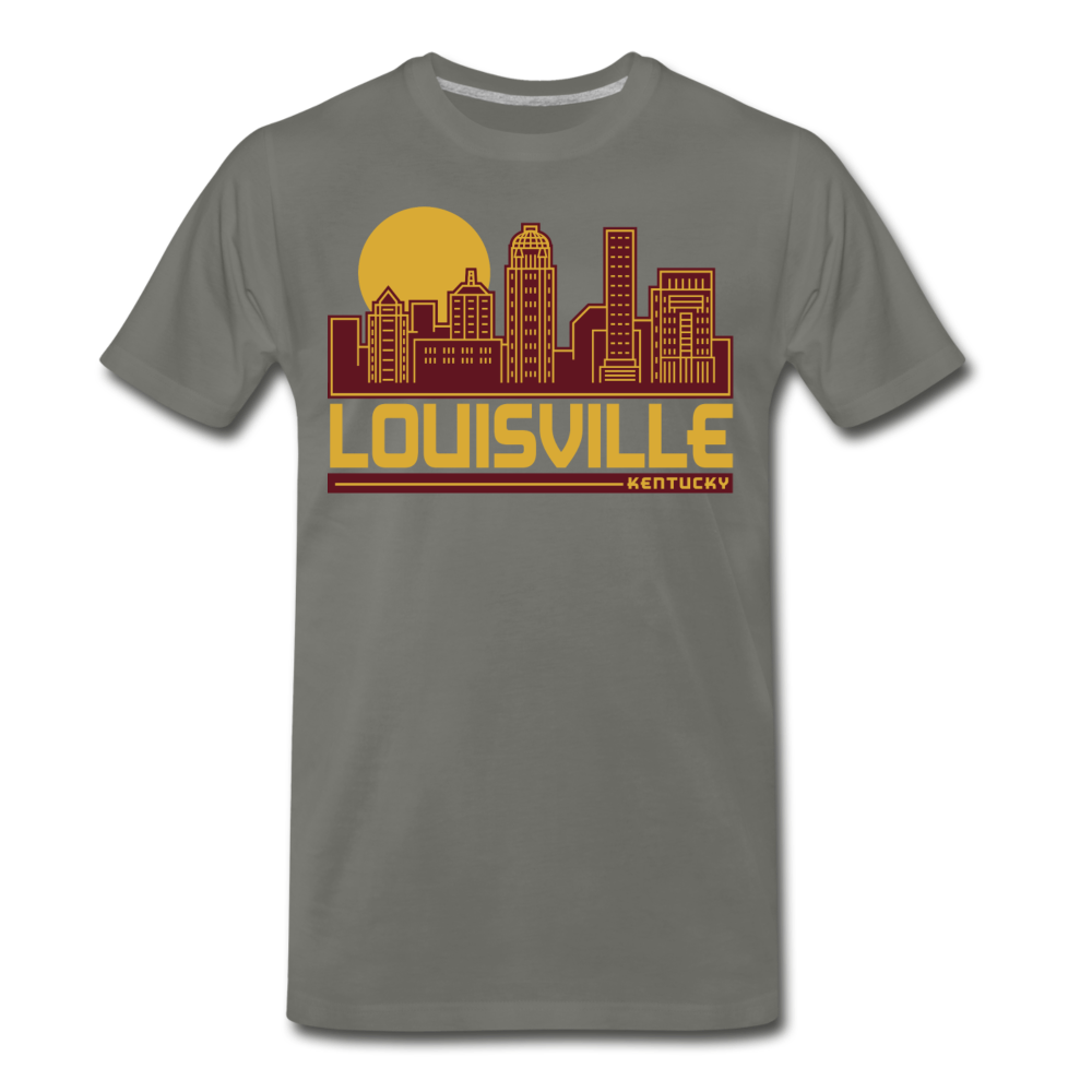 Louisville Two-Tone - asphalt gray