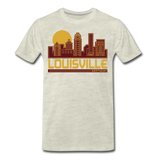 Louisville Two-Tone - heather oatmeal