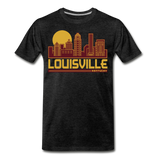 Louisville Two-Tone - charcoal gray