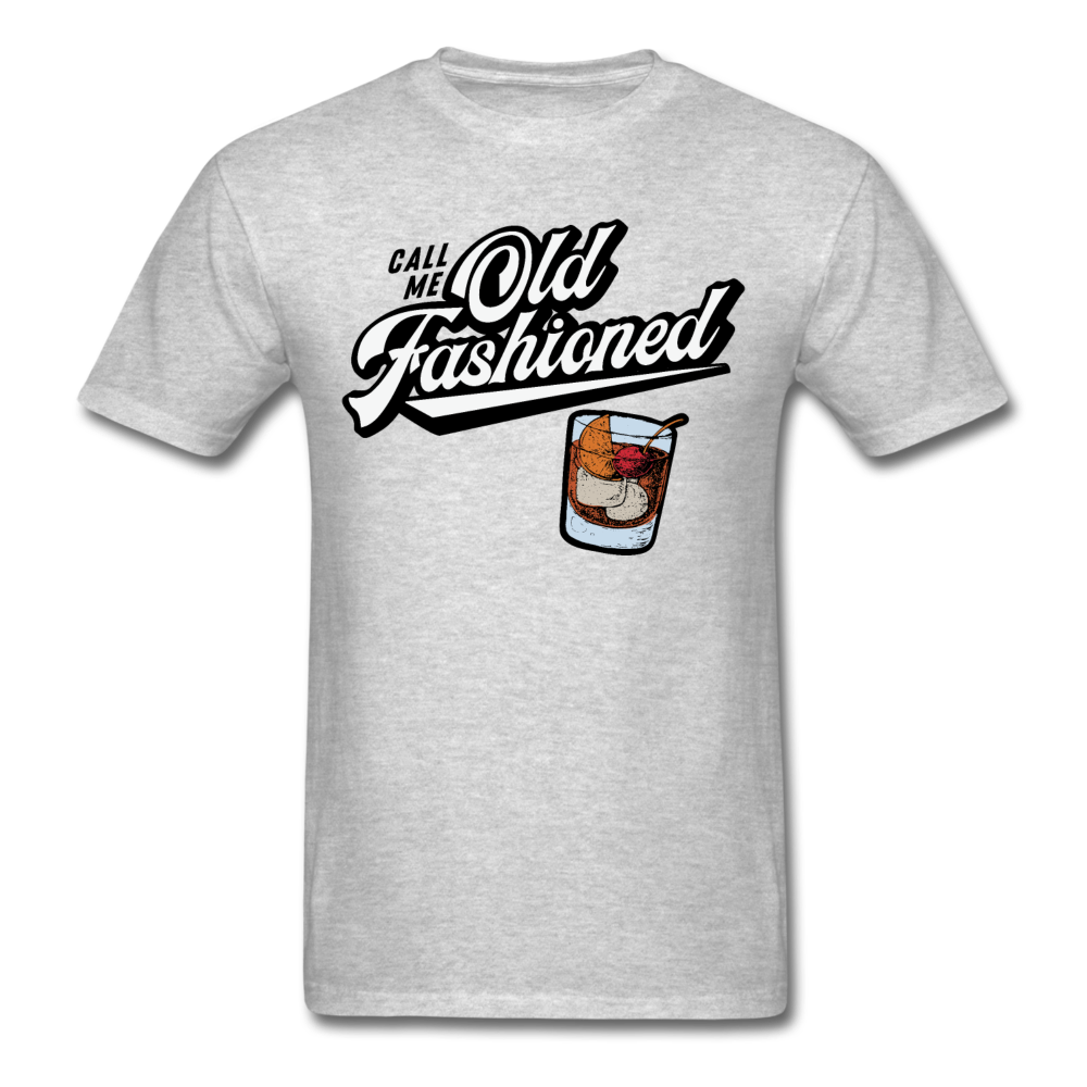 Old Fashioned - heather gray