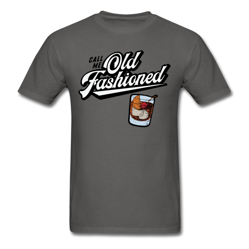 Old Fashioned - charcoal