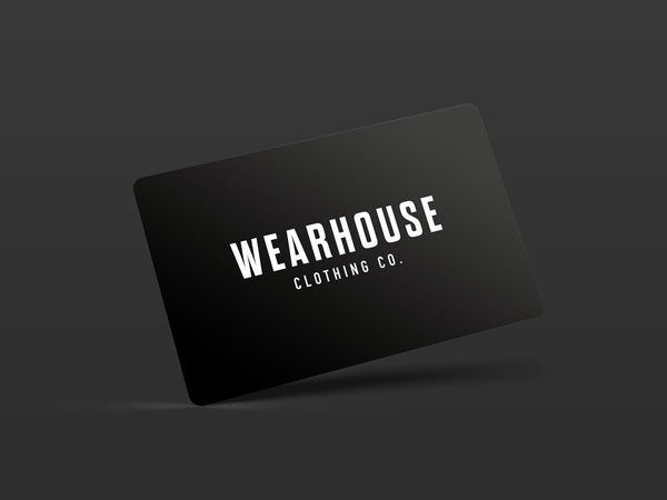 Wearhouse Gift Card