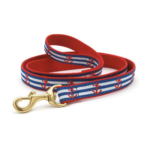 Anchors Aweigh Dog Lead from Absolutely Animals