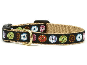 Donuts Cat Collar