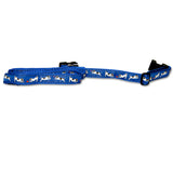 Jack Russell Dog Collar in Blue from Absolutely Animals