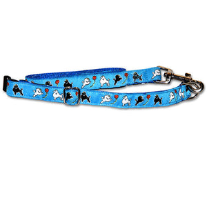 Toy Poodle Dog Collar in Blue from Absolutely Animals
