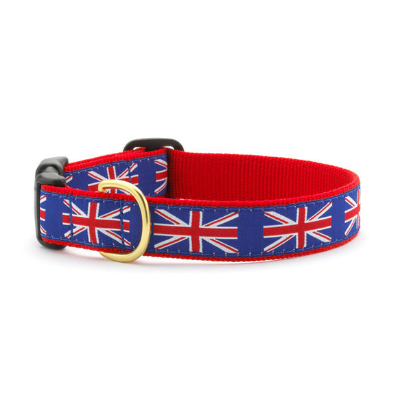 Union Jack Collar from Absolutely Animals