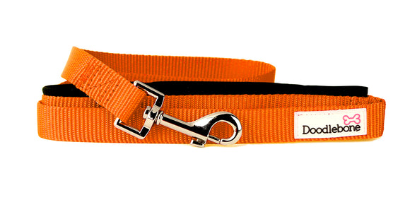Orange Padded Lead