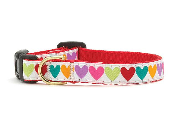 Pop Hearts Teacup Collar