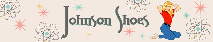 johnson shoes vintage styling for your feet
