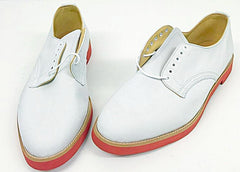 Bucks White with Red EVA Sole IN STOCK NOW