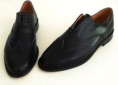 A Brogue Black - IN STOCK NOW