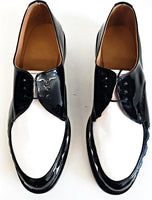 B Gibson Black Patent/White Patent IN STOCK ONLY size 11