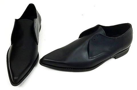 Winkle Black Leather  IN STOCK ONLY  size 12 END OF LINE