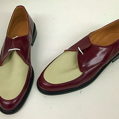 B Gibson Burgundy Gloss/Cream IN STOCK NOW