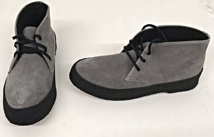 Chukka Boot Grey Suede  IN STOCK NOW