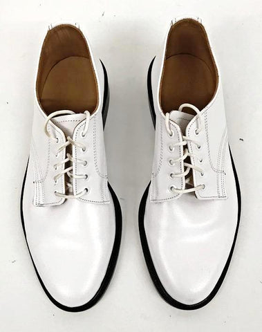 Mens Military White  IN STOCK NOW size 5½