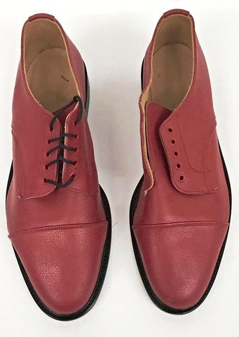 Oxford Red  IN STOCK ONLY size 10½