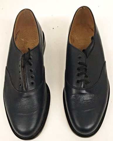 Mens Military William Navy  IN STOCK NOW  END OF LINE  size 8