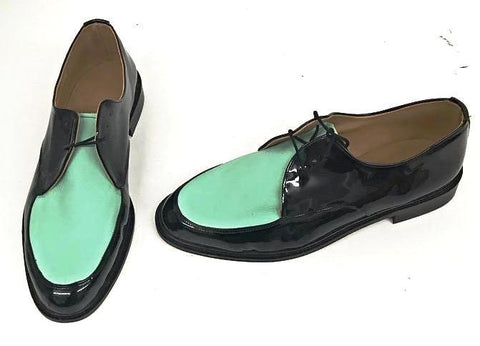 Gibson Black Patent/Mint - IN STOCK NOW size 11½