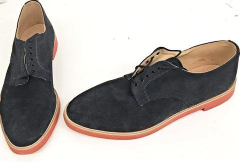 Bucks Navy with Red Eva Sole IN STOCK NOW