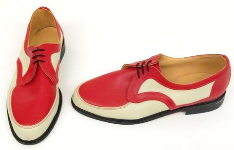 D Gibson Red Cream (non standard)  STOCK ONLY size 9½