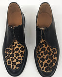 B Gibson Black/Cheetah IN STOCK NOW