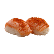 Sushi saumon spicy (x2)
