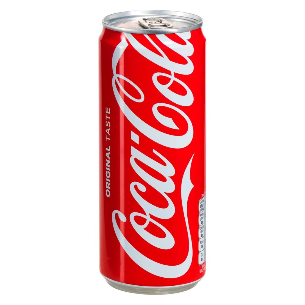 SODA -  Coca cola - 33 cl