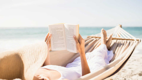 book to read on the beach