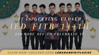 Ied Fitr Promotion