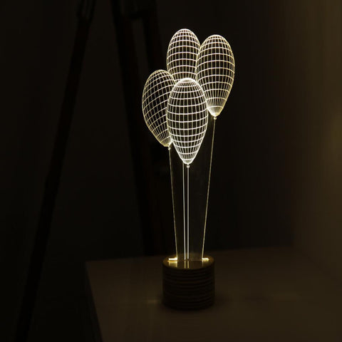 Balloon | Table Lamp | Finish Line
