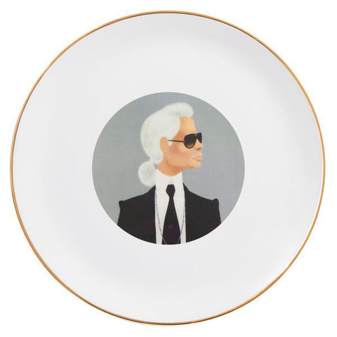 Fashion plate | Karl | Consept