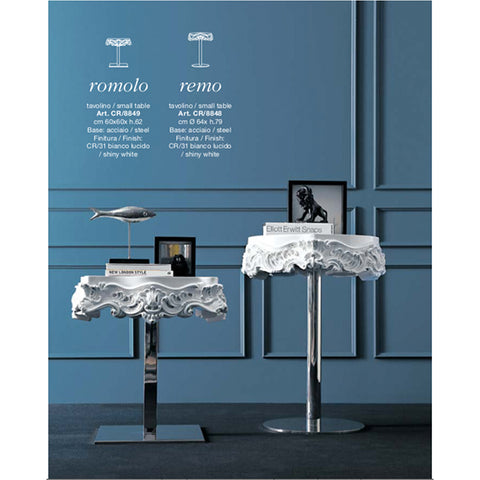 Remo | Side Table | Creazioni
