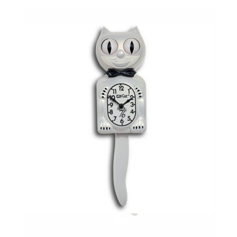 ORIGINAL | WHITE | KIT-CAT KLOCK