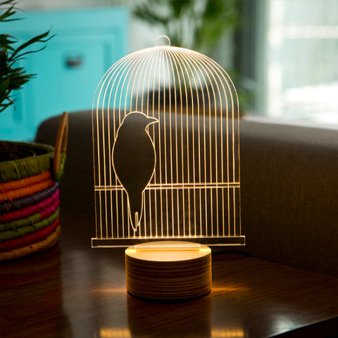 Bird | Table Lamp | Finish Line