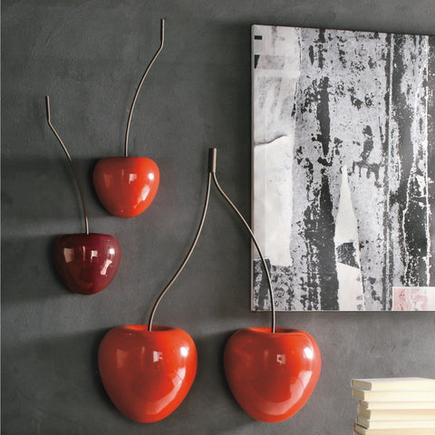 Cherry Lamp Sculpture | Wall decorative light | ADRIANI & ROSSI