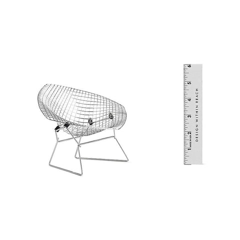Diamond Chair Bertoia| Miniature | Vitra