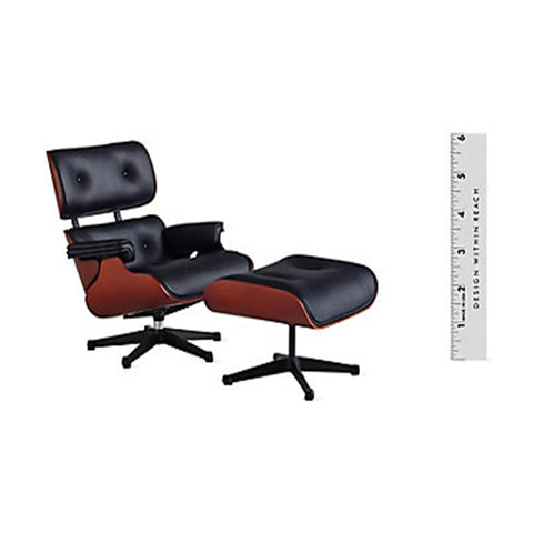 Eames Lounge Chair & Ottoman | Miniature | Vitra
