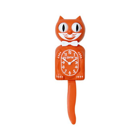 LIMITED EDITION | PUMPKIN | KIT-CAT KLOCK