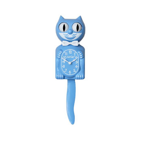 LIMITED EDITION | SERENITY BLUE | KIT-CAT KLOCK
