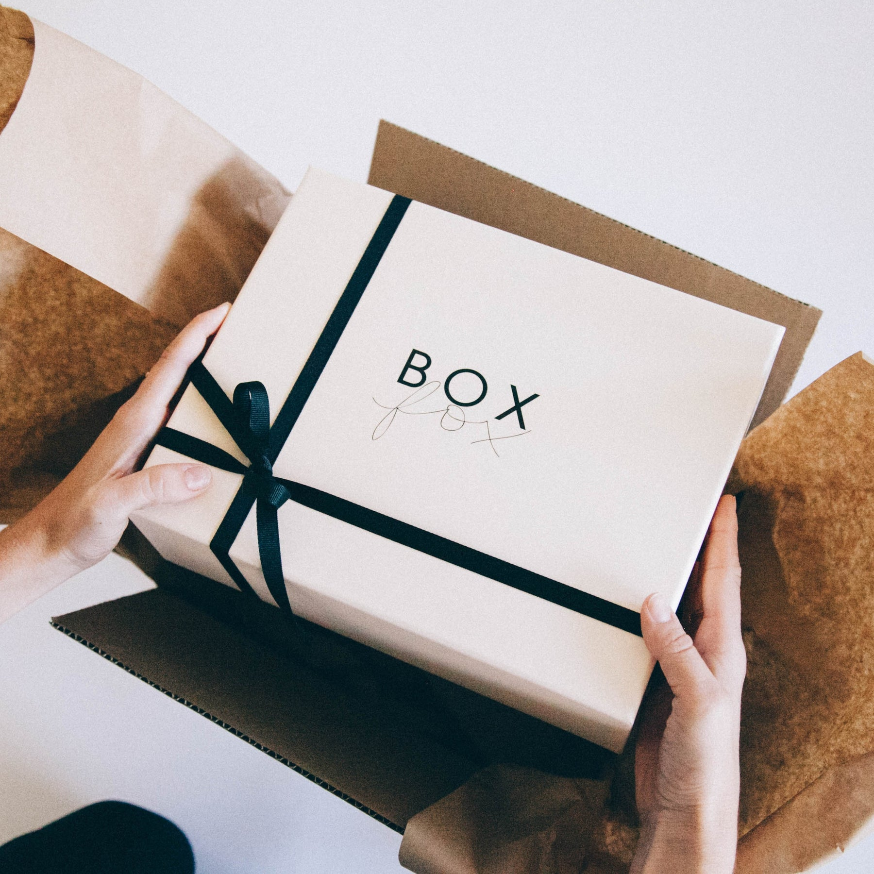 Gift Boxes Delivered in Los Angeles // BOXFOX