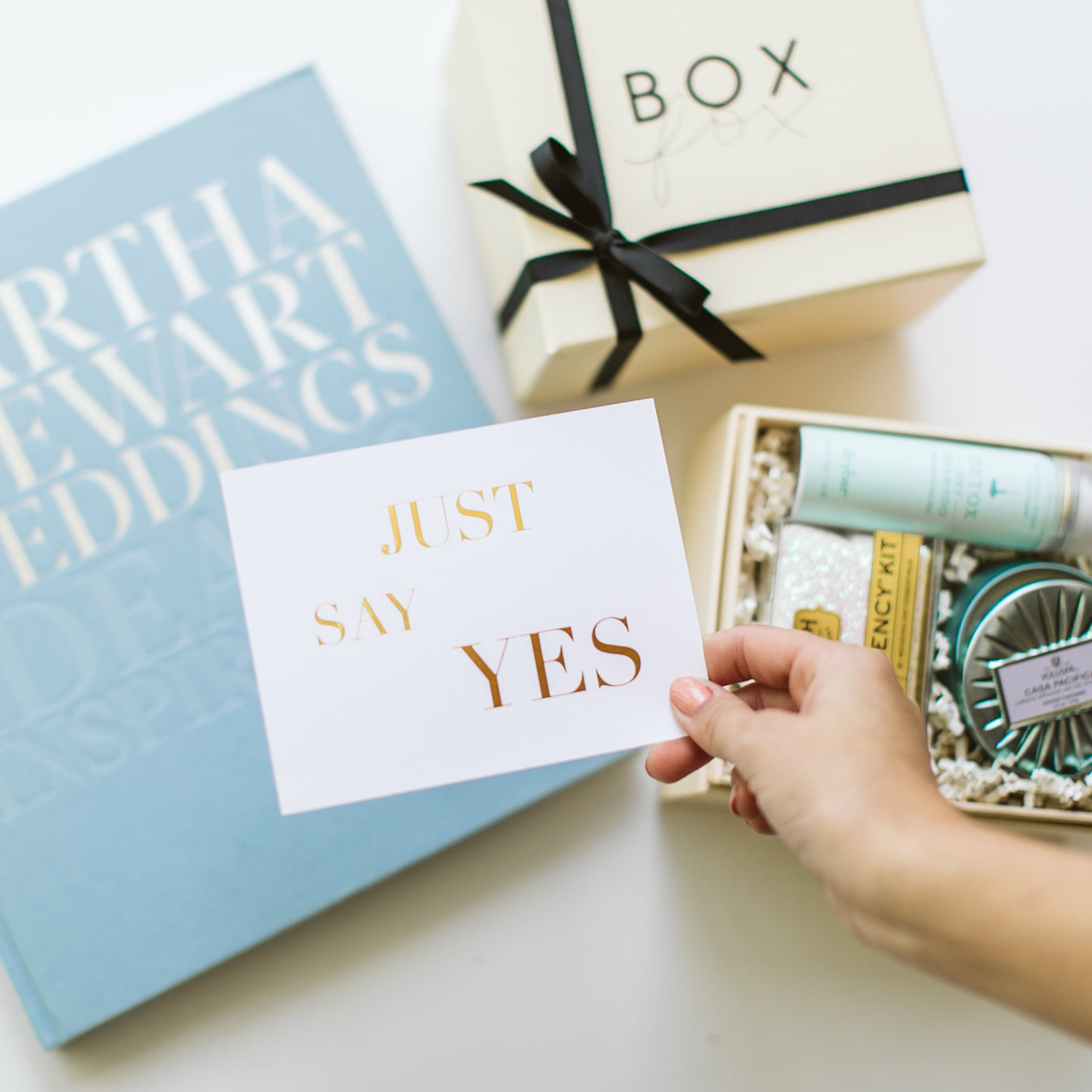 For The Bride Boxfox