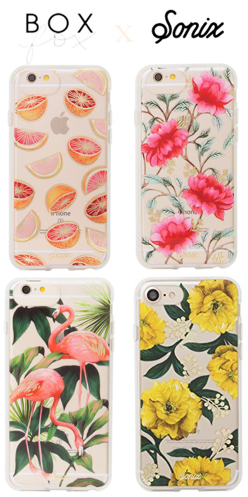 Gift Sonix Phone Cases to your Friends