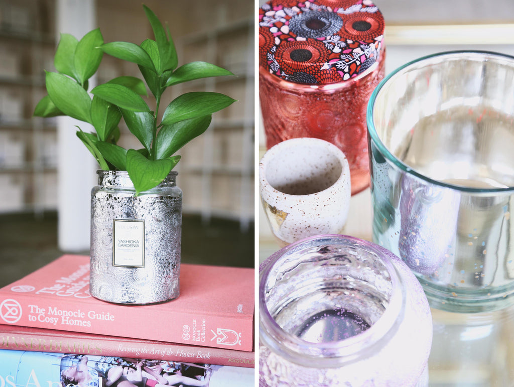 Reuse Old Candles // BOXFOX