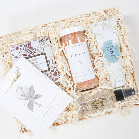 BOXFOX GIFT BOX CARE PACKAGE HOSTESS GIFT