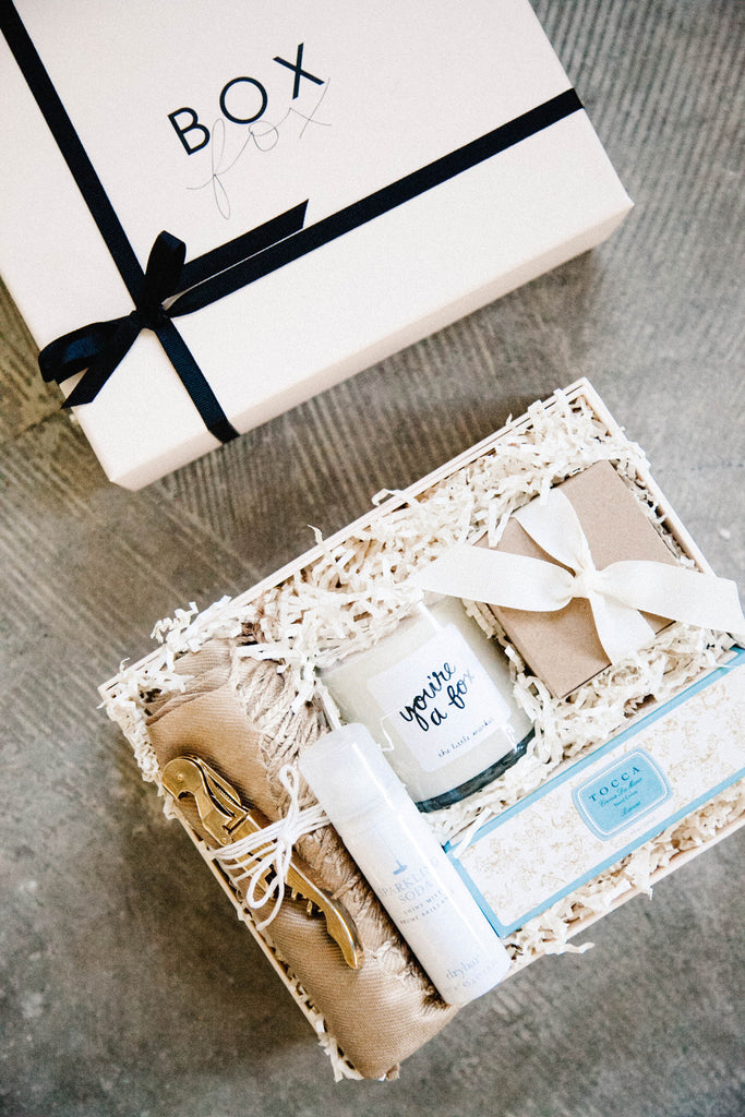 The Perfect Thank You Gift Box For Brides