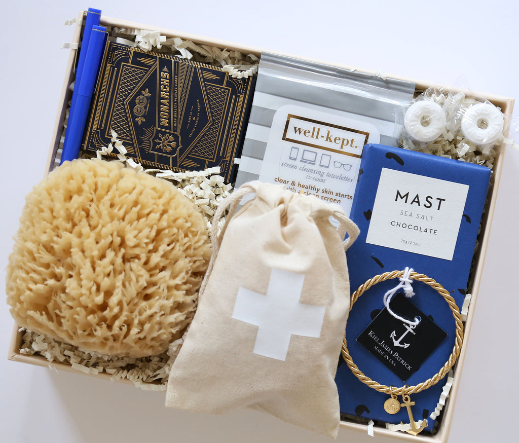 Nautical Bridesmaid Gifts
