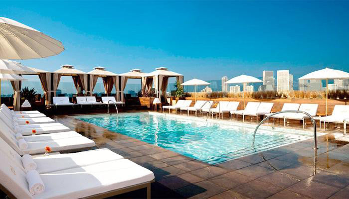 The Sixty Best Los Angeles Rooftop Pool